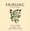 2014 Pinot noir Sullivan  1.5