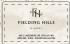 Fielding Hills Winery Gift Card $100