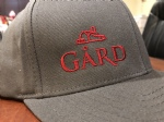 Gård Flexfit Hat -  Dark Grey