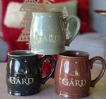 Gård Speckled Barrel Mug