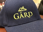 Gård Flexfit Hat -  Navy Blue