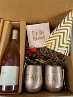 Sip, Sip Hooray! Rose + Celebration Kit