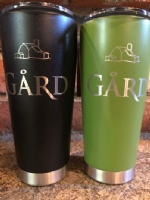 Tall Gård Wine Tumbler - 20oz