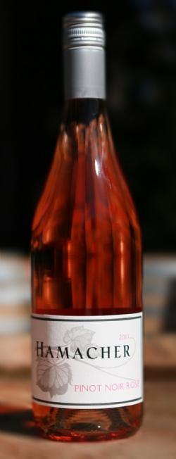 2017 Hamacher Pinot Noir Rosé