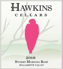 2018 Stormy Morning Rosé