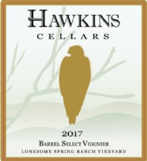 2017 Barrel Select Viognier