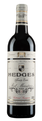 2016 Hedges Family Estate Cabernet Sauvignon - MAY WINE of the MONTH