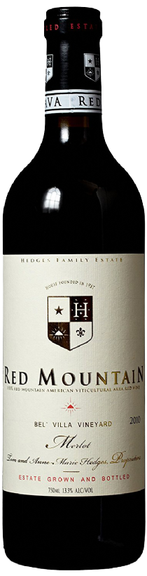2010 SINGLE VINEYARD LIMITED MERLOT