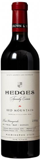 2004 Three Vineyards