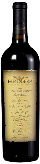 2002 Single Vineyard Limited Merlot