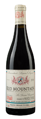 2015 Descendants Liegeois Dupont Red Mountain Syrah