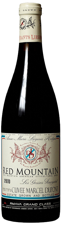 2010 Descendants Liegeois Dupont