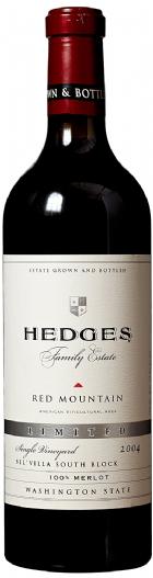 2004 Hedges Family Estate Single Vineyard Limited Merlot