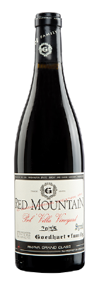 2015 GOEDHART FAMILY RED MOUNTAIN SYRAH