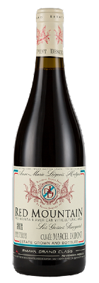 2016 Descendants Liegeois Dupont - Syrah