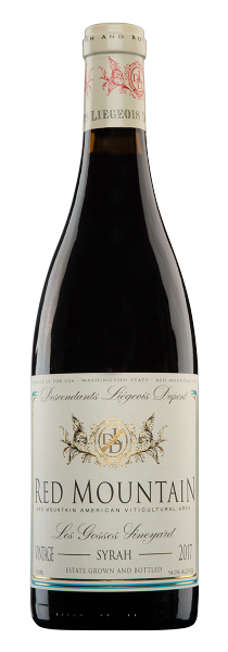 2017 Descendants Liegeois Dupont - Syrah