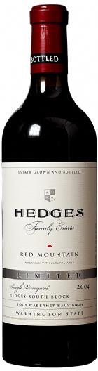 2004 Hedges Family Estate Single Vineyard Limited Cabernet Sauvinon