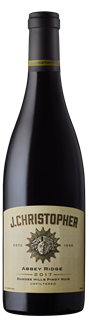 2017 Abbey Ridge Vineyard Pinot Noir