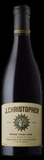2017 Bieze Vineyard Pinot Noir