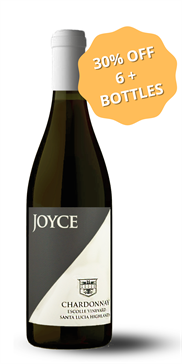 2018 Escolle Vineyard Chardonnay, Santa Lucia Highlands