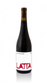 """2016 Latta Wines """"LATTA LATTA"""" GSM"""
