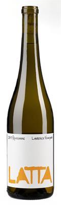 2018 Latta Wines Roussanne Lawrence Vineyard