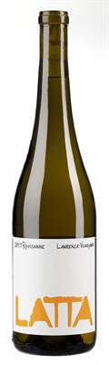 2017 Latta Wines Roussanne Lawrence Vineyard