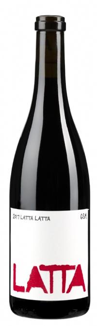 """2017 Latta Wines """"LATTA LATTA"""" GSM"""