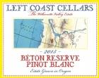 2015 Beton Reserve Pinot Blanc, 750ml