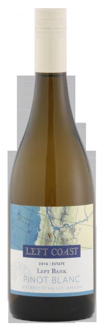 2016 Left Bank Pinot Blanc, 750ml