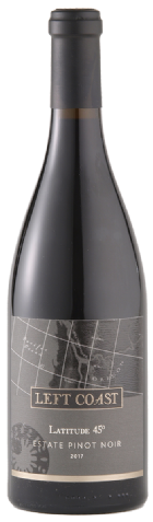 2017 Latitude 45 Pinot Noir