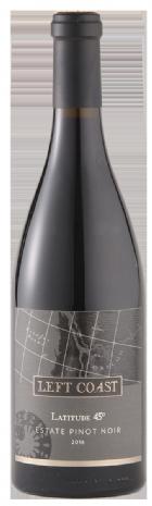 2016 Latitude 45 Pinot Noir, 750ml