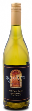 2015 Reed Vineyard Pinot Grigio
