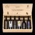 Vintners Collection 6 Bottle Wood Box Set