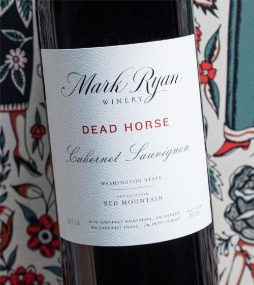 2018 Dead Horse 750ml