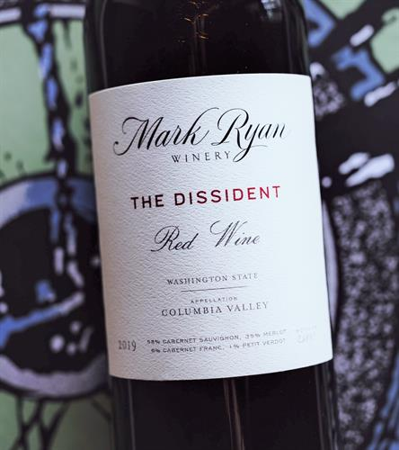 2019 The Dissident 750ml