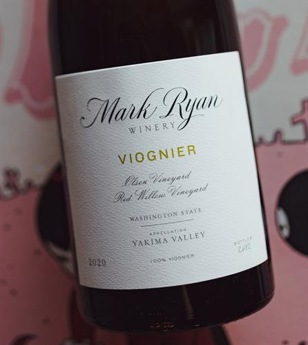 2020 Viognier 750ml