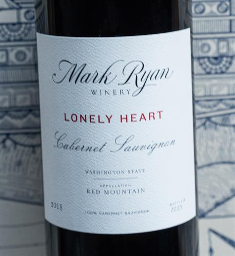 2018 Lonely Heart 750ml