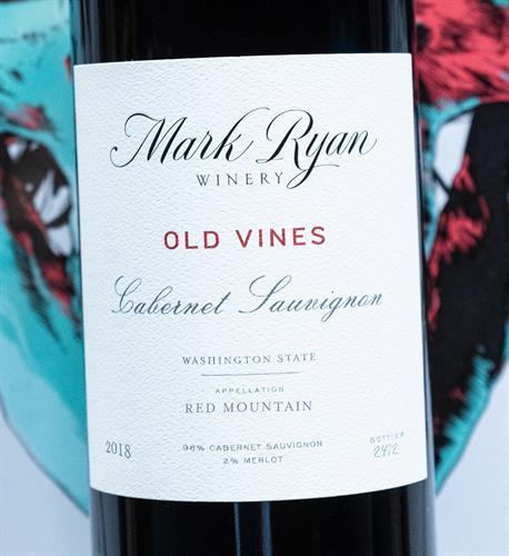 2018 Old Vines 750ml