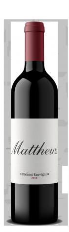 2018 Matthews Cabernet Sauvignon