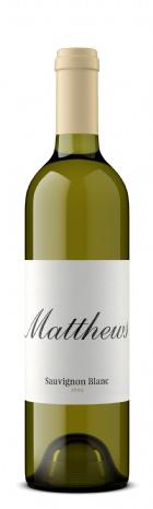 2019 Matthews Sauvignon Blanc