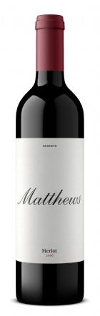 2016 Matthews Reserve Merlot