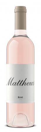 2019 Matthews Rosé
