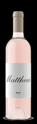 2020 Matthews Rosé