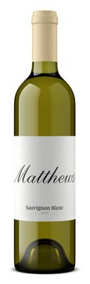 2020 Matthews Sauvignon Blanc