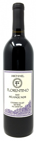 2014 Michael Florentino Melange Noir (Red Blend)