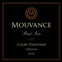 2012 Julon Vineyard Pinot Noir
