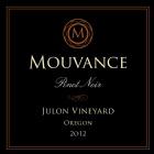2012 Julon Vineyard Pinot Noir