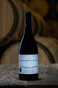 2017 Freedom Hill Vineyard, Pommard Clone Pinot Noir