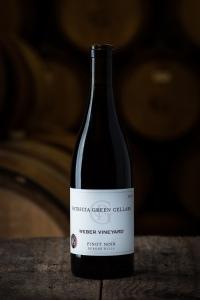 2015 Weber Vineyard Pinot Noir